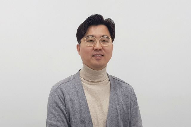 """[ABF in Seoul] 정우영 위닝아이 대표 """"비접촉 생체인증 알릴 인재 필요"""""""