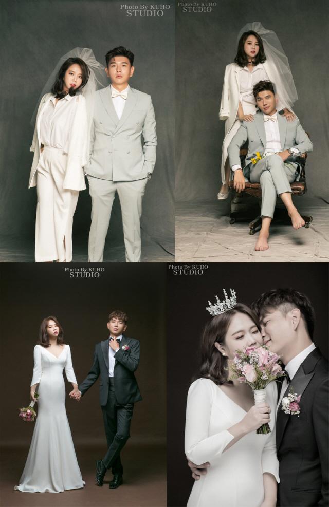 홍현희♥제이쓴, 오는 21일 비공개 결혼식…'완벽 케미' 웨딩 화보