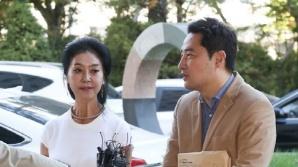 """김부선 변호인 강용석 """"이재명, 박원순이 했던 것과 똑같은 쇼 한다"""" 비판"""