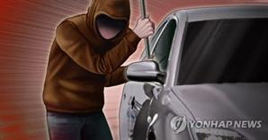 전국 돌며 외제차 훔쳐 탄 10대 구속…피해액 2억 6천만원