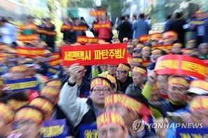 택시파업 경기도 택시도 2만여대 멈춰…출근길 혼란