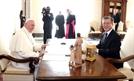 文대통령 교황 '우군' 얻고 전세계 설득...교황 사실상 방북 수락
