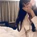'승리와 열애설' 유혜원, 침대 위에서 셔츠 입고 청순美 발산
