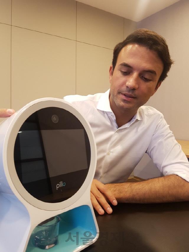 이에스브이, 헬스케어 로봇 '필로' 글로벌 투자 유치