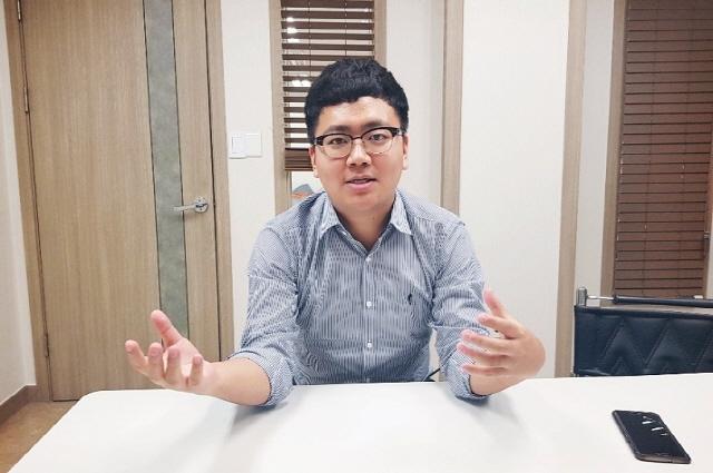 [ABF in Seoul D-2]복제 불가능한 물류혁신을 꿈꾸는 블록오디세이 '긍정적 인재가 기적을 만든다'