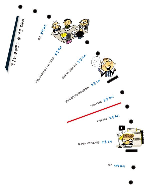 [토요워치]하루 20시간 국감 '기획·각본·연출'…우리는 'ㅁㅁ맨'이다