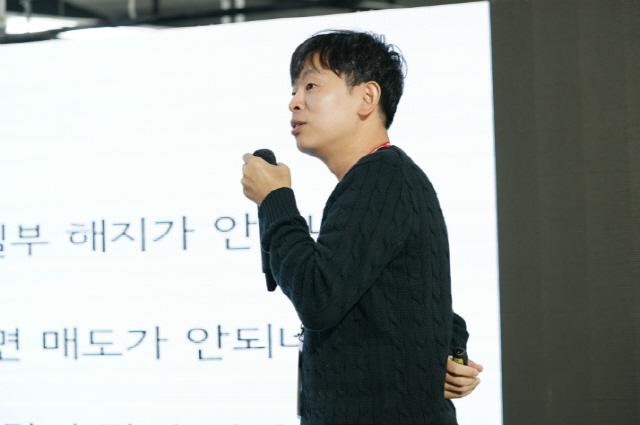 "[ABF in Seoul] 배진흥 소프트런치 대표 ""본인이 잘 아는 분야서 아이디어 내라"""