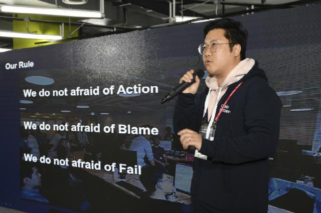 """[ABF in Seoul] 이예경 체인파트너스 리크루터 """"블록체인에 믿음 있다면 도전하길"""""""