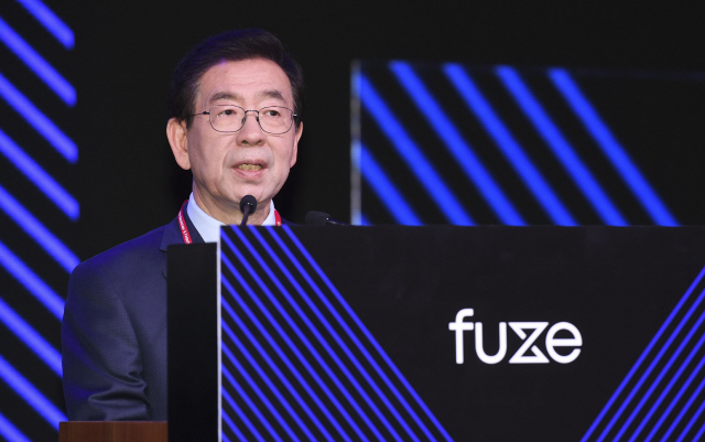 [ABF in Seoul] Mayor Park vows to make Seoul 'blockchain hub'