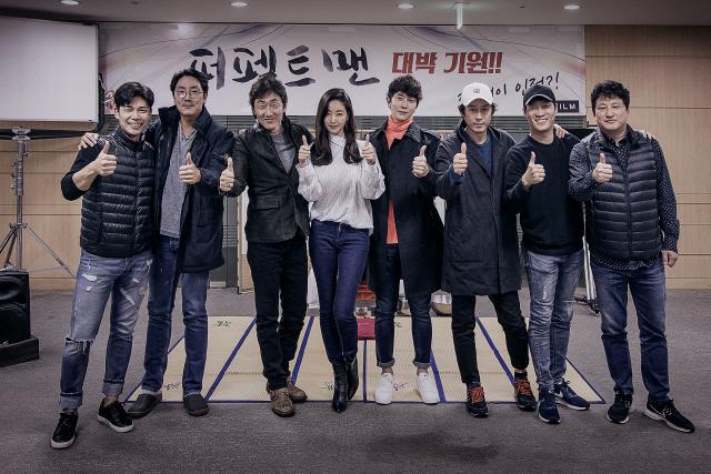 [공식] '퍼펙트 맨' 설경구 X 조진웅 첫 만남..11월 1일 크랭크인