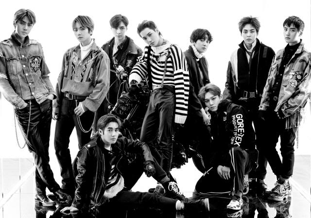 엑소, 누적 음반판매량 1,000만장 카운트다운…컴백 분위기 최고조