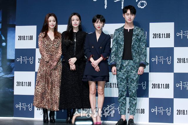 [종합] '여곡성' 서영희·손나은과 함께..대한민국 공포영화의 바이블이 다시 깨어났다
