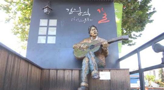 대구 김광석의 거리 조성 후 청년 예술인들이 떠난 이유는?