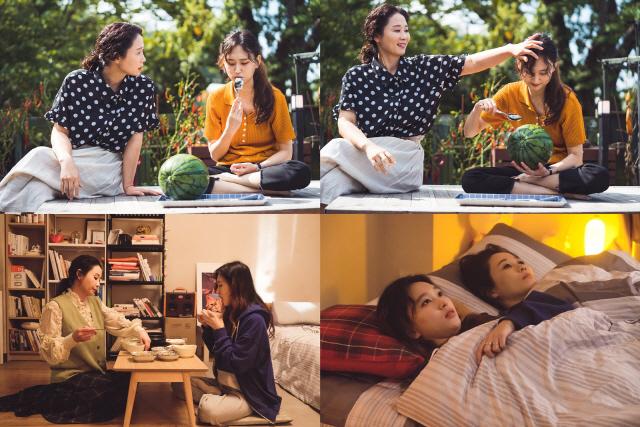 '은주의 방', '모녀'로 만난 김선영X류혜영…'응팔' 이후 3년 만 호흡