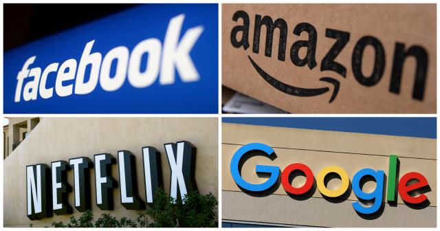 트럼프, 아마존·구글에 '반독점법 위반 조사' 으름장