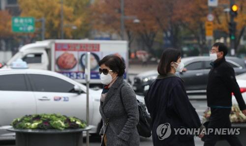 '초미세먼지 주의보' 기능성 마스크 소비자 급증… 2014년 대비 34%↑