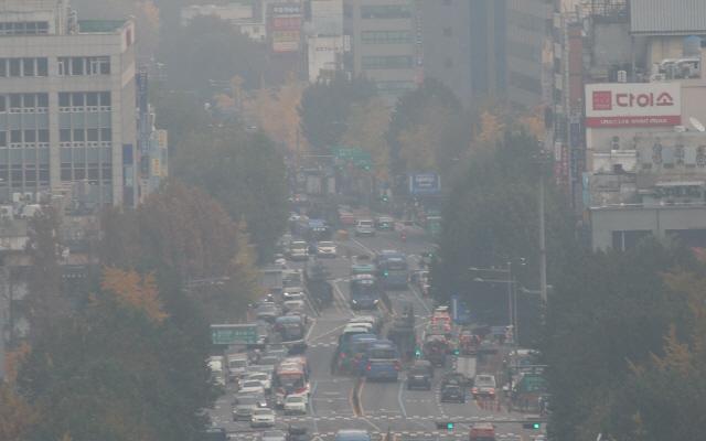정부·서울시 '고농도 미세먼지는 중국보다 국내 요인 더 커'