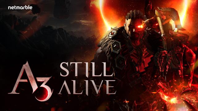 넷마블 모바일 게임 신작 'A3 : 스틸얼라이브' 공개