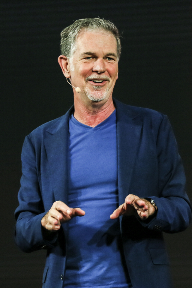 넷플릭스 CEO '한국 오리지널 킹덤, 전세계적 인기 확신'