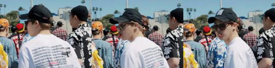 공개된 '방탄소년단 지민 티셔츠 보니…완전 '애국소년단이다'