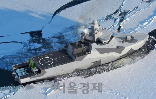 [권홍우 선임기자의 무기 이야기] '얼음 녹은 북극항로 선점'…사령부 창설에 쇄빙전투함도 등장