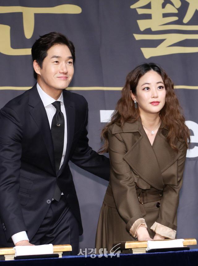 유지태-김효진 부부, 굿피플예술인~ (아름다운예술인상)
