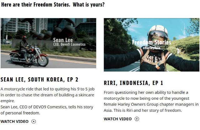 [두유바이크]73자유를 찾아 달리는 한국의 '프리덤 라이더'