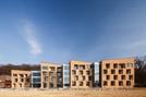 [2018 한국건축문화대상 우수상] DB생명 인재개발원 신관, 콘도형 시설에 넓은 스터디공간 갖춰