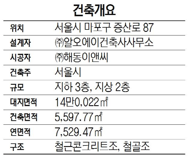 [2018 한국건축문화대상-사회공공부문 본상]마포문화비축기지