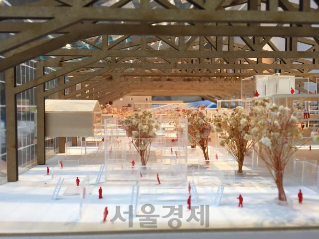 [2018 한국건축문화대상-계획건축물 부문 대상] INDUST:RE, 군산 폐조선소 '원스톱 공간'으로 재구성