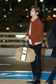 동방신기 최강창민, '본인 이니셜 박힌 가방들고' (공항패션)