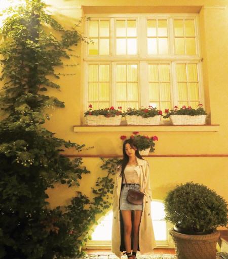 남규리, 꽃보다 아름다운 그녀…늘씬한 몸매 '눈길'