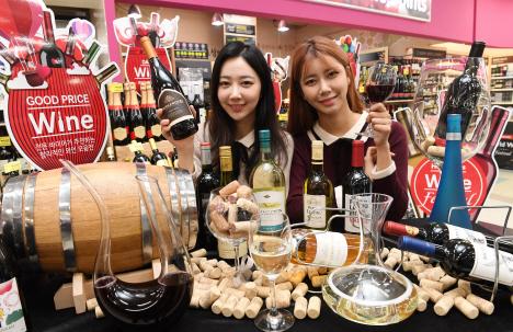 홈플러스 '전세계 380종 와인 한곳에'
