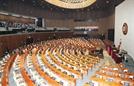 2野 보이콧에 국회 본회의 무산
