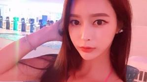 """레이싱 모델 소이, 핫 핑크 비키니 입고 '아찔' 몸매…""""풀파티 끝난 줄 알았지"""""""