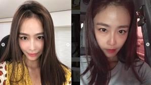 홍수현, '♥ 마이크로닷과 띠동갑' 의심케 하는 역대급 동안 미모