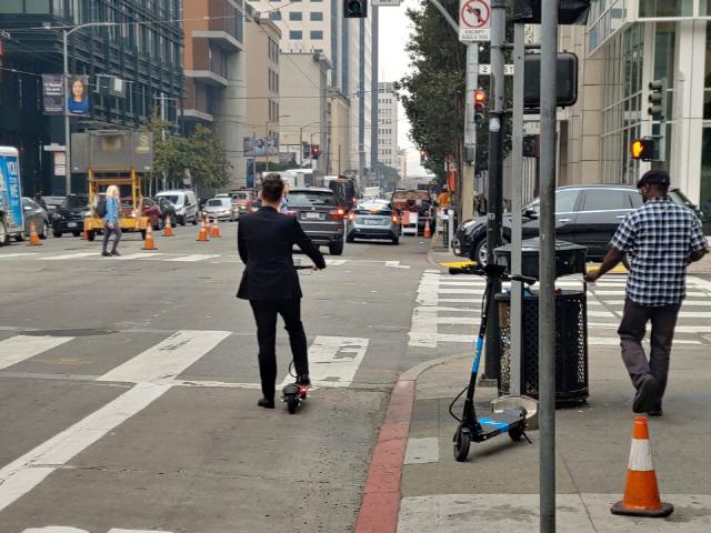 ['공유 모빌리티' 도시 샌프란시스코] 규제없는 공유경제...출퇴근 천국 만들었다
