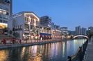 건축상 휩쓰는 상업시설 '라베니체 마치 에비뉴'