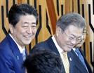 """아베, 文대통령 '전략적방치'?…日언론 """"무의미 판단"""""""