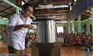 [SENTV] GS칼텍스, 미얀마에 쿡스토브 지원… 해외 온실가스 저감활동 나선다