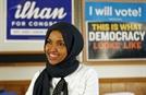 美 첫 여성 무슬림 의원, '의회서 히잡 금지' 철폐 나선다
