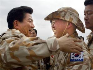 [노무현이 택한 '실용의 길']①이라크 파병, 북핵문제 외교적 해결 연장선서 추진