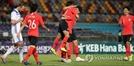 한국, 우즈베키스탄 4-0 대파..벤투호, 6경기 연속 무패
