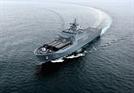 4,900t급 '노적봉함' 해군 인도…LST-Ⅱ사업 성공적 종료