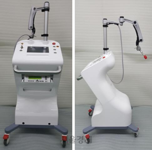 '근접·삽입형 X선 암치료 장비' 국산화