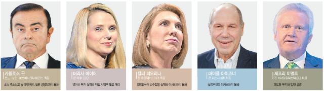 [글로벌 Why-거듭되는 스타CEO 잔혹사]자만·독선·불통이 기업에 毒...'커버스토리의 저주'