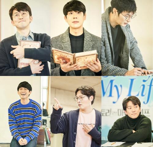 두 남자의 가슴 따뜻한 우정...뮤지컬 '스토리오브마이라이프' 27일 개막