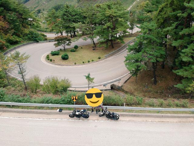 [두유바이크]74마지막처럼 달린 가을 모터사이클 투어