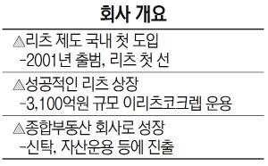 [제3회 한국부동산금융대상] 올해의 부동산리츠, 코람코자산신탁