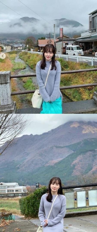 이경규 딸 이예림 '물오른' 미모 과시…홀쭉해진 몸매